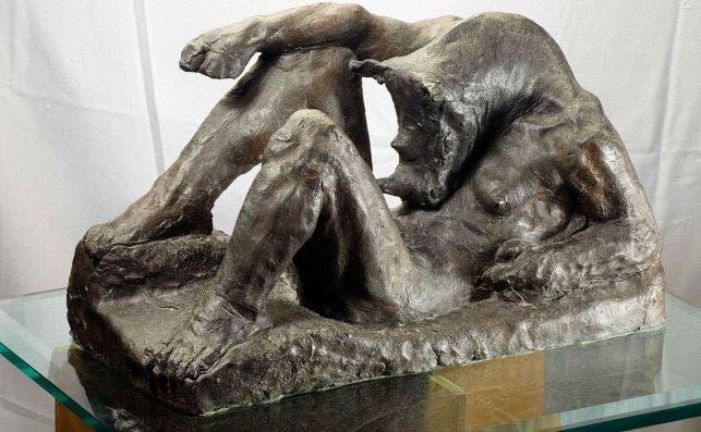 Escultura de José Cobo. Foto: Majestic Hotel & Spa