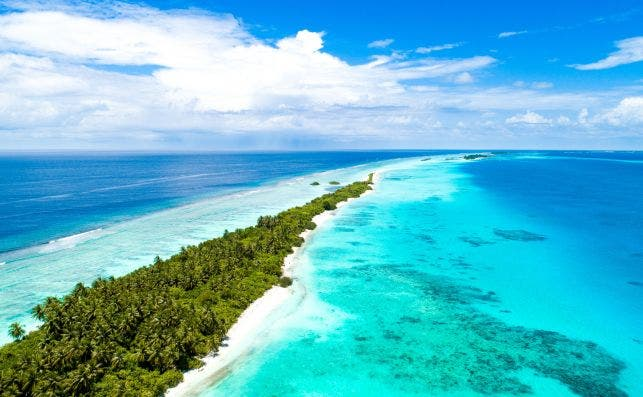 Maldivas. Foto: Jailam Rashad   Unsplash.