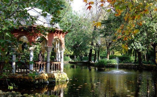 Parque Maria Luisa. Foto: Manuel Ramallo/ Pixabay