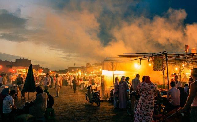 marrakech juan ignacio tapia  unsplash