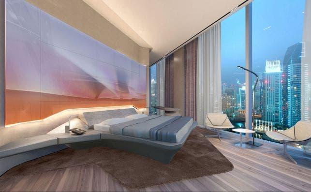 MEDubai Personality Suite Desert Mood. Foto: Melia Hotels.