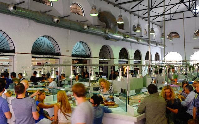 Mercado Lonja de Feria