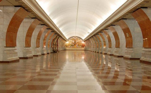 metro moscu pxhere.com