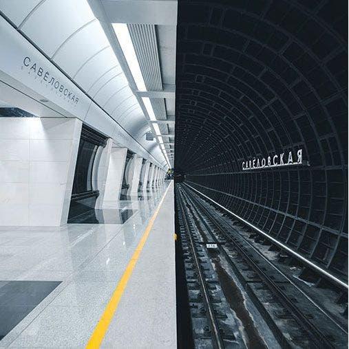 Metrostation, de Alexandr Bormotin
