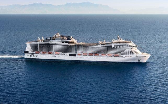 El MSC Virtuosa Foto MSC Cruises