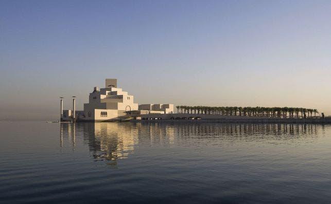 Museo de Arte Islámico de Doha. Foto: Lois Lammerhuber | EFE.