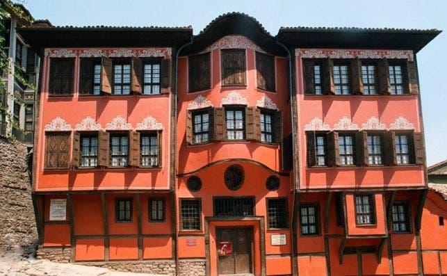 Museo de Historia Regional. Foto: Turismo de Plovdiv.