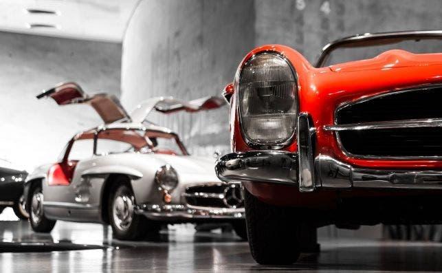 Museo Mercedes Benz. Foto JG Photography Unsplash.