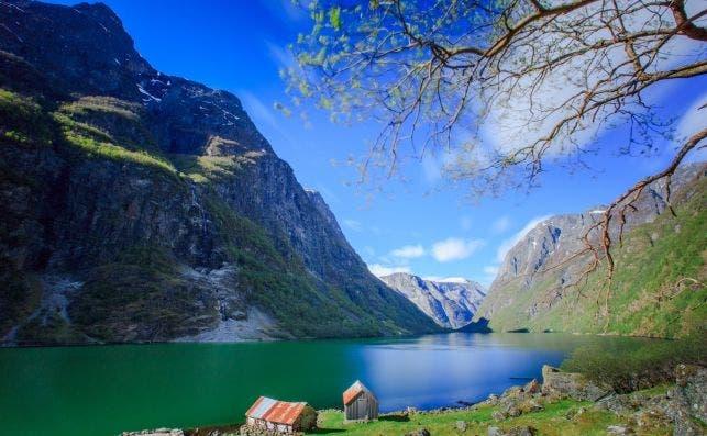 Nærøyfjord / Paul Edmundson