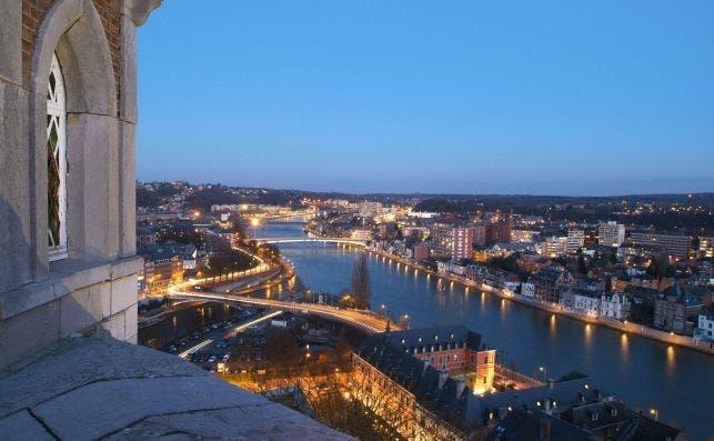 Namur. Foto Turismo de Valonia.