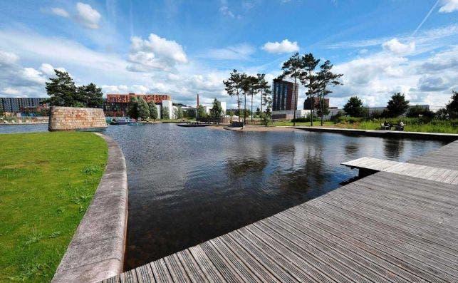 New Islington, Manchester. Foto Urban Splash