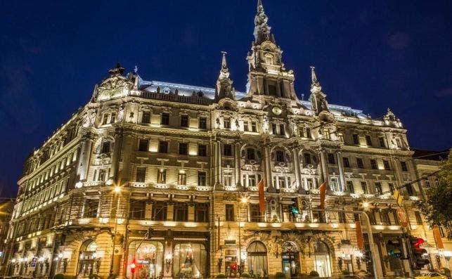 New York Palace, Budapest. Foto NH Hotel Group.