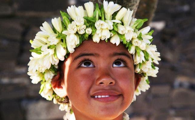 Ni un diÌa sin flores. Foto Manena Munar.