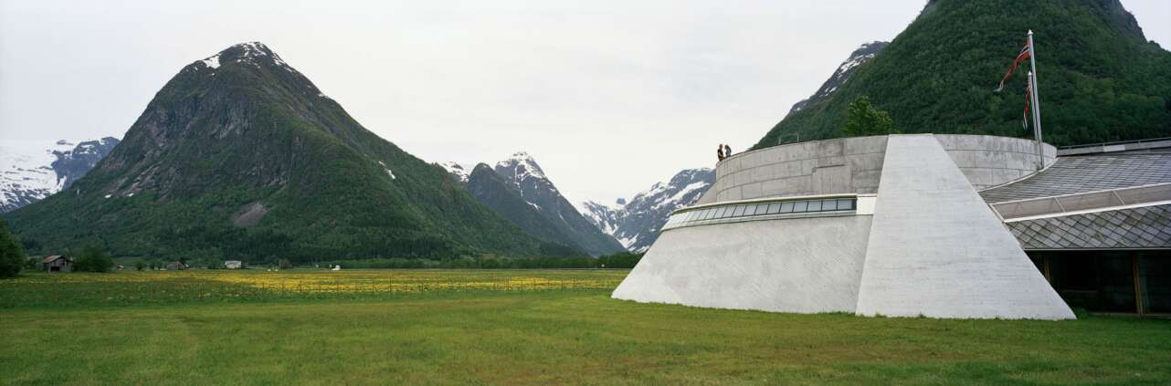 Norwegian Glacier Museum. Foto Innovation Norway.