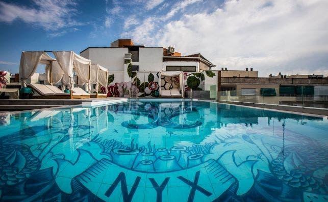 NYX Hotel Madrid.