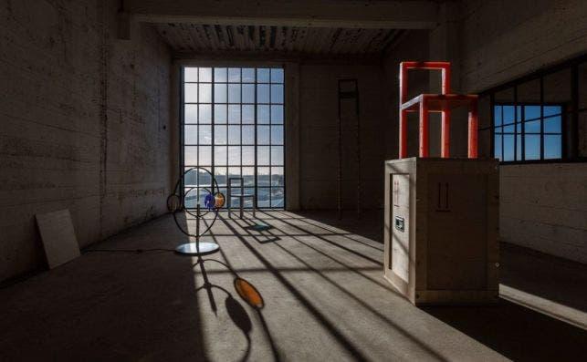 Exposición de Boris Maas en Object Rotterdam. Foto: Jan Willem Kaldenbach