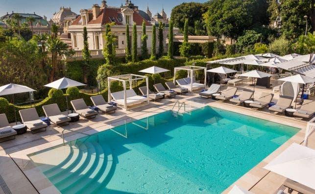 Odyssey Hotel Metropole, Montecarlo.