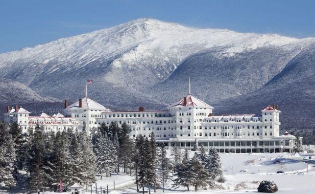 Omni Mount Washington Resort en Bretton Woods.