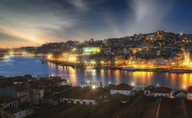 Oporto. Foto Nuno Lopes Pixabay