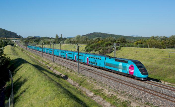 Ouigo, el ferrocarril 'low cost' de la francesa SNCF