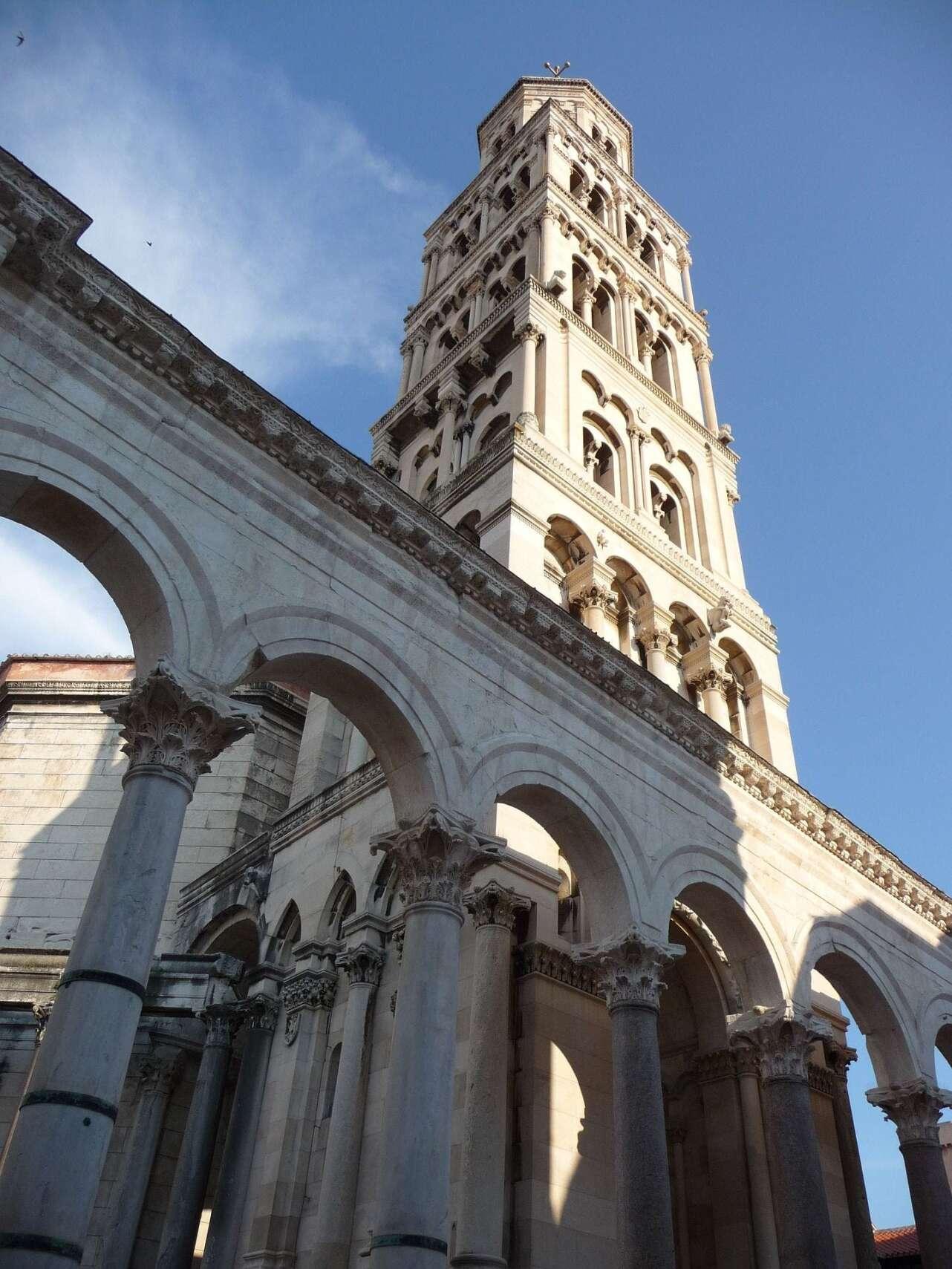 Palacio de Diocleciano. Foto: Oleg Ilyushin | Pixabay.