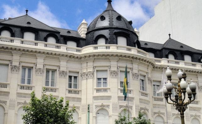 Palacio Pereda. Foto Wikipedia.