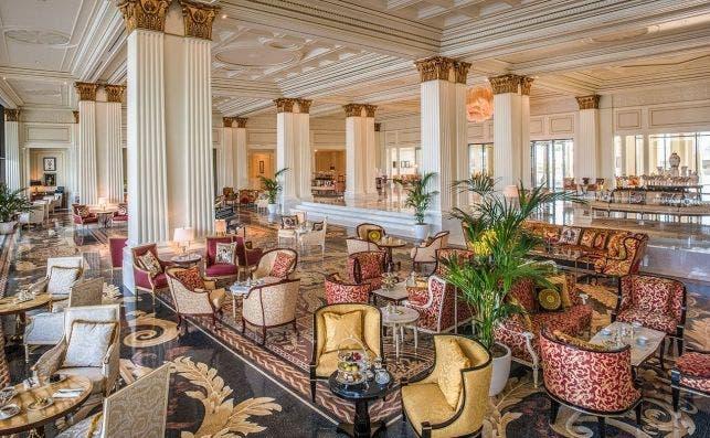 Palazzo Versace en Dubai.
