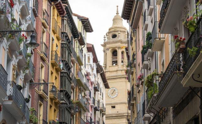 Pamplona. Foto Pixabay