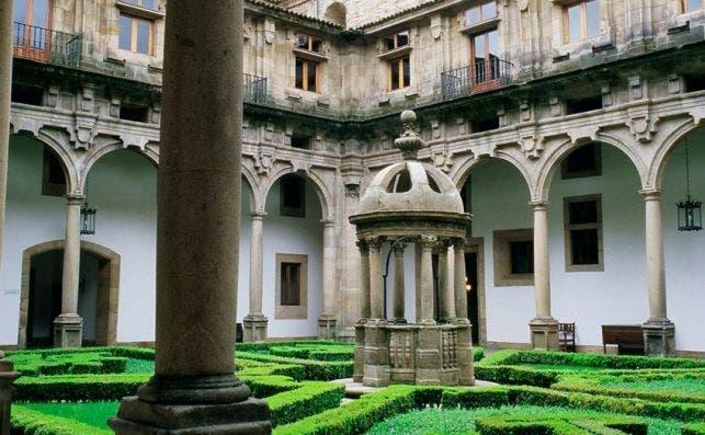 Parador Santiago de Compostela. Foto Paradores.