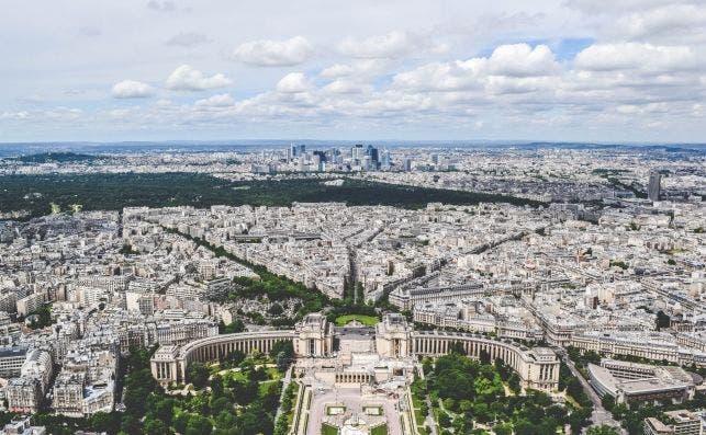 París. Foto Jace & Afsoon Unsplash.
