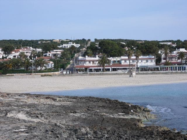 Playa de punta prima Foto Wikipedia