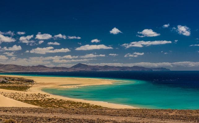 Playas de Fuerteventura. Foto Michal Mrozek Unsplash