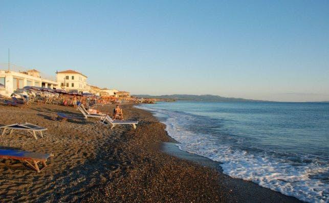 Playas de Marina di Cecina Foto Visit Tuscany