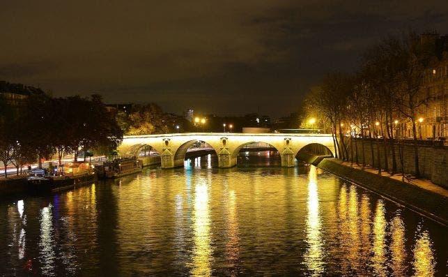 Pont Marie. Foto: Wikipedia.