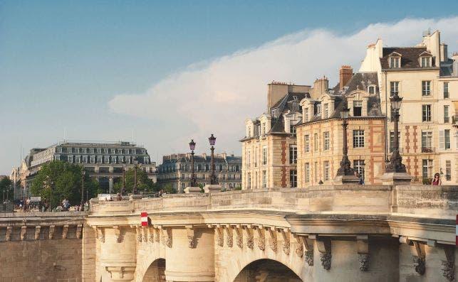 Pont Neuf. Foto: Turismo de Paris.