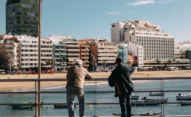Puerto Las Palmas de Gran Canaria. Foto Anna Utochkina Unsplash