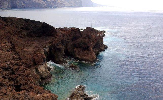 Punta de Teno. Foto Wikipedia.