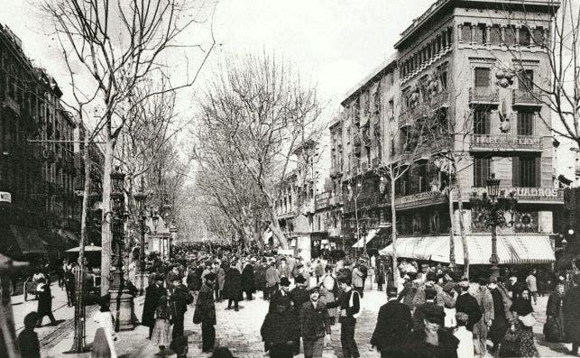 ramblas centro 1900