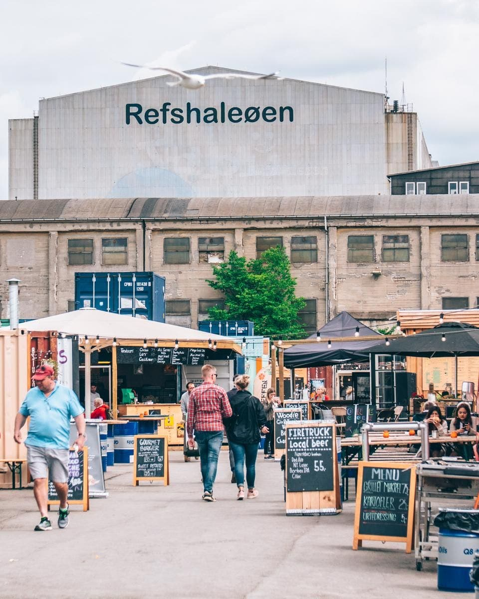 Reffen. Visit Copenhagen.
