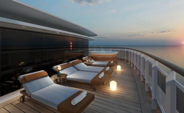 Regent Suite, Seven Seas Explorer. Foto: Aquotic.