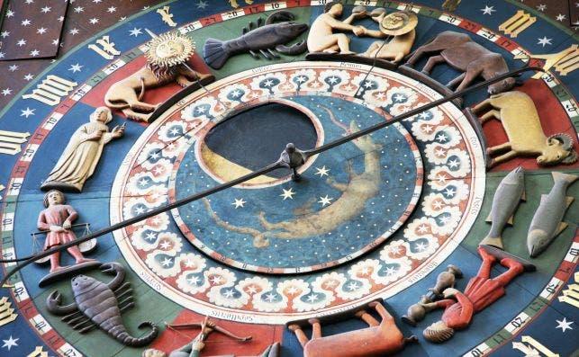 Reloj astronoÌmico de Gdansk. Foto: Manena Munar.