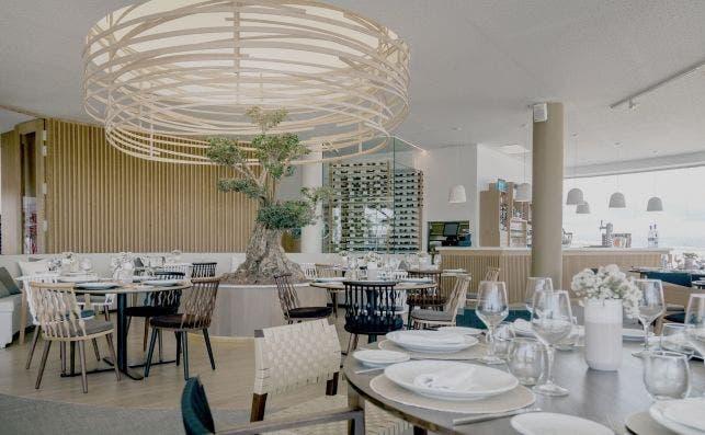 Restaurante Marina Beach.