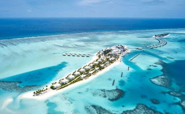 Riu estrena dos hoteles en Maldivas. Foto Riu Hotels.