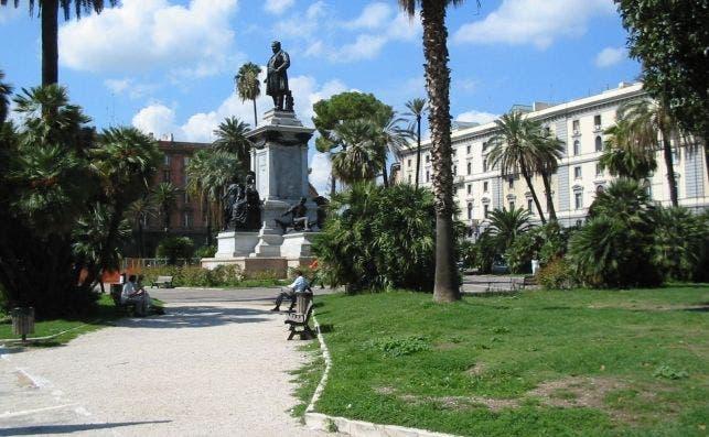 Rome piazza cavour 20050922