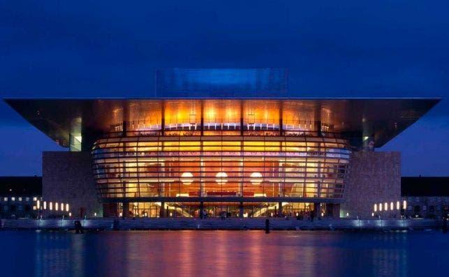 Royal Opera House Copenhague. Foto Visit Copenhagen.