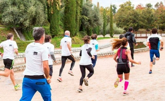 Running Solidario 2017. Madrid Hotel Week.