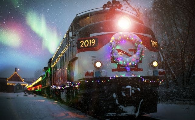 Santa Clauss Express.