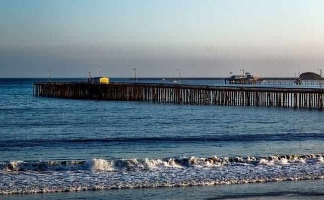 Santa Cruz, California. Foto Pixabay