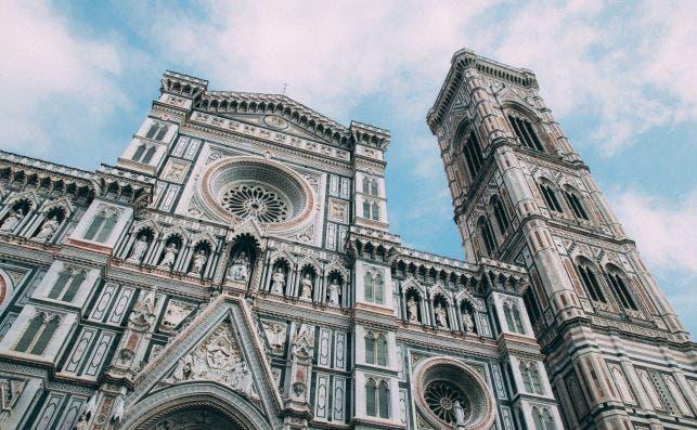 Santa Maria del Fiore, Florencia. Foto Kai Pilger Unsplash