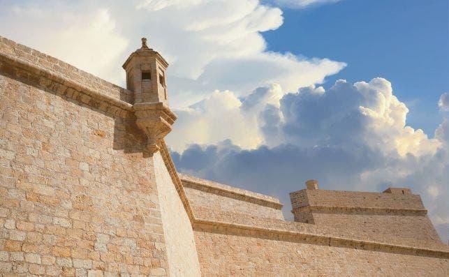 Fuerte San Miguel, en Senglea. Foto: Reuben Farrugia-Pixabay